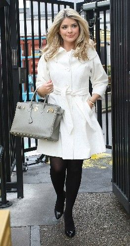 BooBoo Kitty Couture: Style Envy, Holly Willoughby
