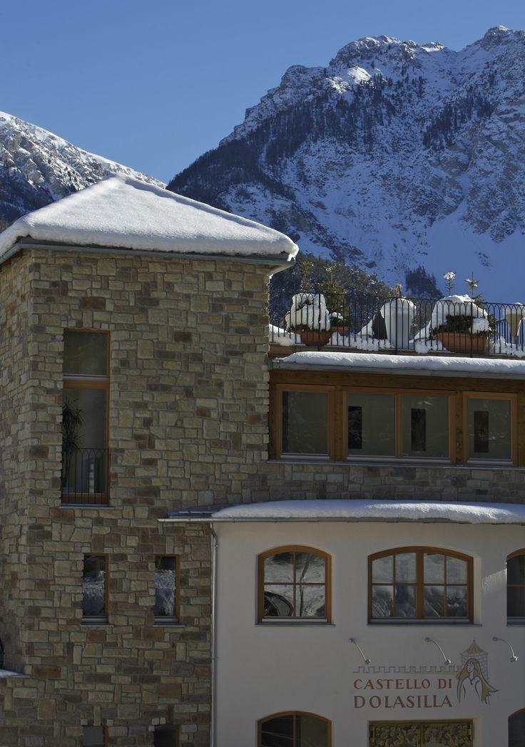 Magic #castle #wellness #Dolomiti www.myexcelsior.com