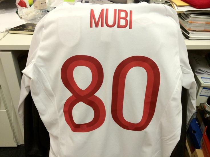 England x Mubi
