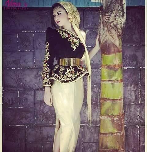 #fashion #algerian#Badroun