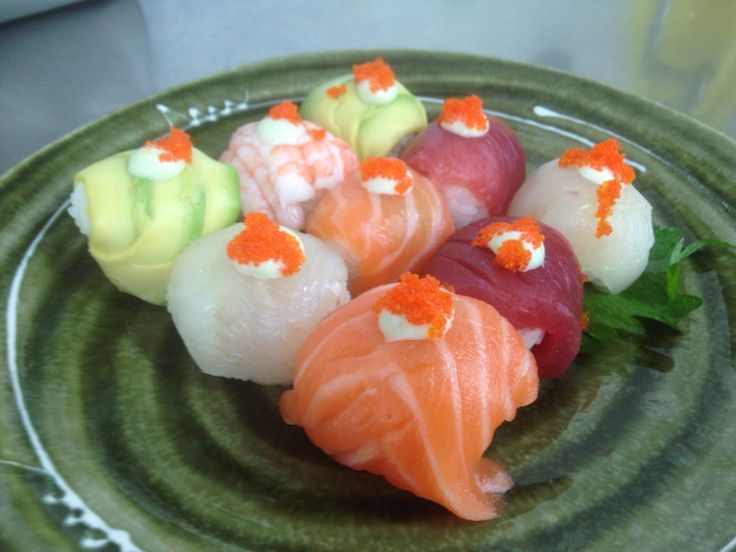 Ball sushi