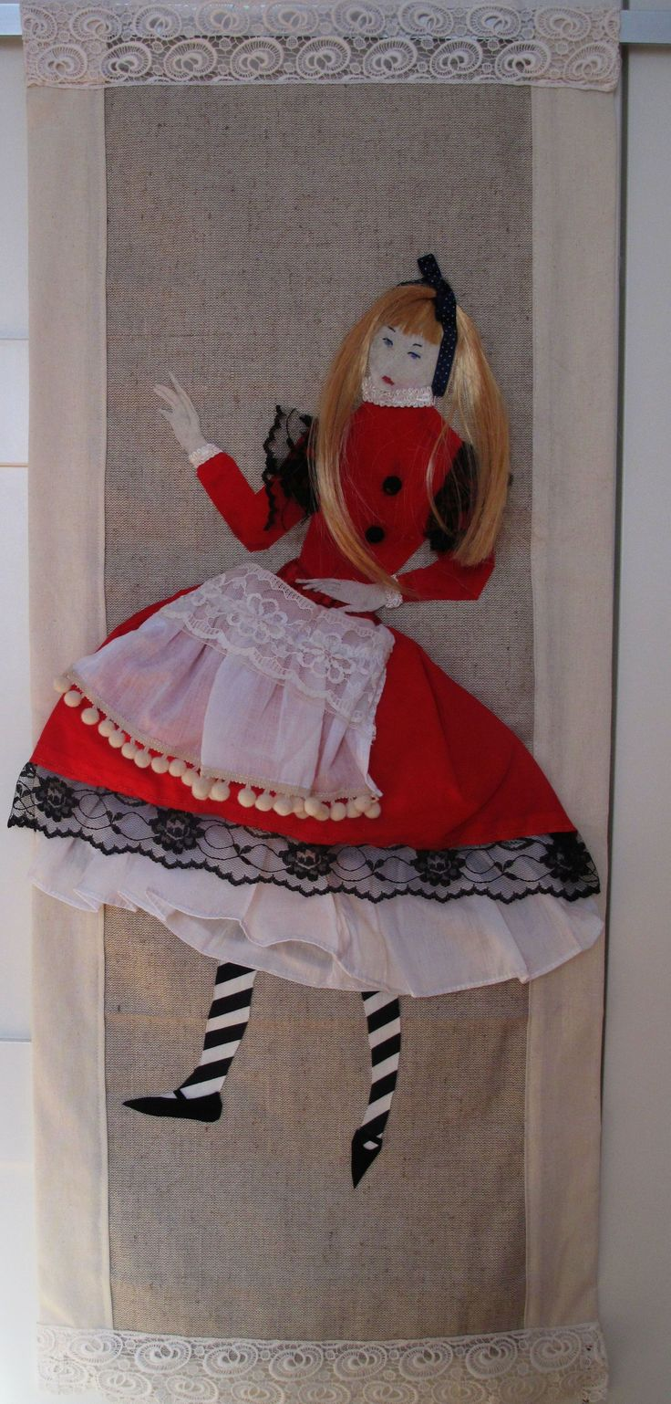 "Makatka""Alice I ""(Decorative fabric)"