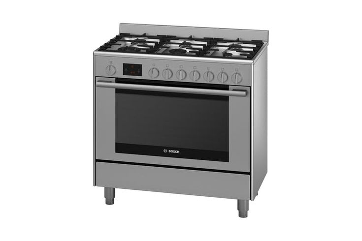 Bosch 90cm Freestanding Oven with Gas Cooktop | Harvey Norman New Zealand