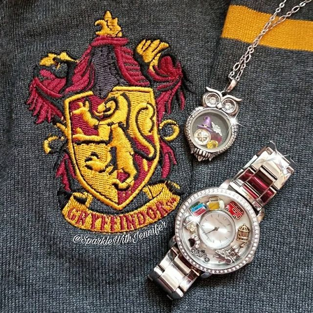 Love this Harry Potter Origami Owl set!! Https://rachelsuzanne.origamiowl.com