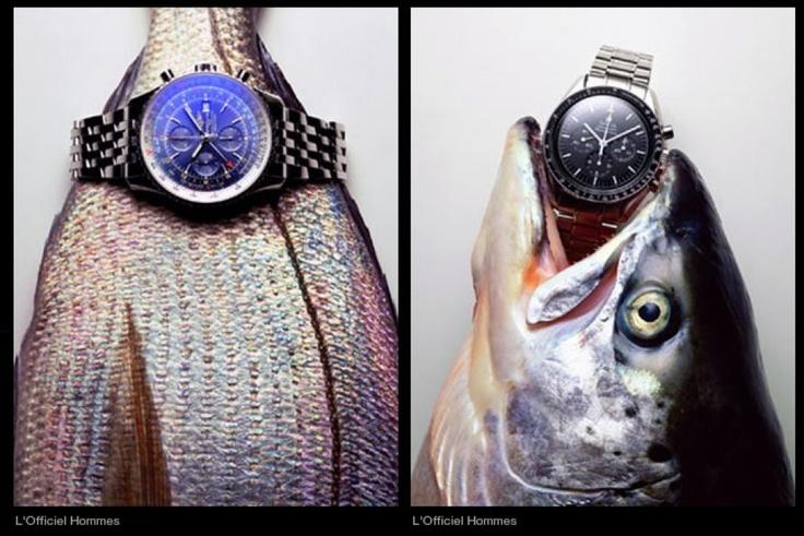 Watches Still Life Photography by Mitchell Feinberg | Trendland: Fashion Blog & Trend Magazine