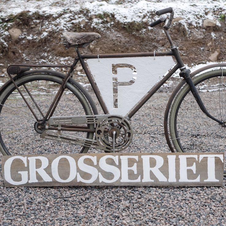 Parkering @grosseriet