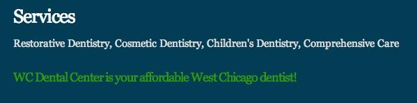 dentist west chicago il