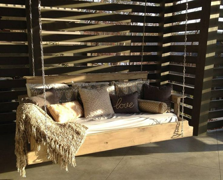 Custom Built And Designed Bed Swing By Cc Bed Swings In Birmingham Al