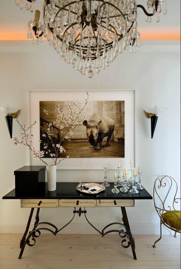Mimosa Lane: Interior Design || Marta de la Rica  Rhino ArtInterior Design  BlogsResidential ...