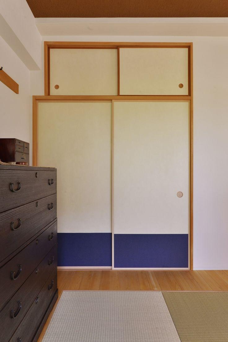 リフォーム・リノベーションの事例|和室|施工事例No.447お気に入りのダイニングテーブルが映える、和モダンのリビング|スタイル工房