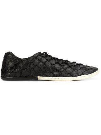 Osklen Handmade 'igapo' Sneakers $575 - Buy AW17 Online - Fast Delivery, Price