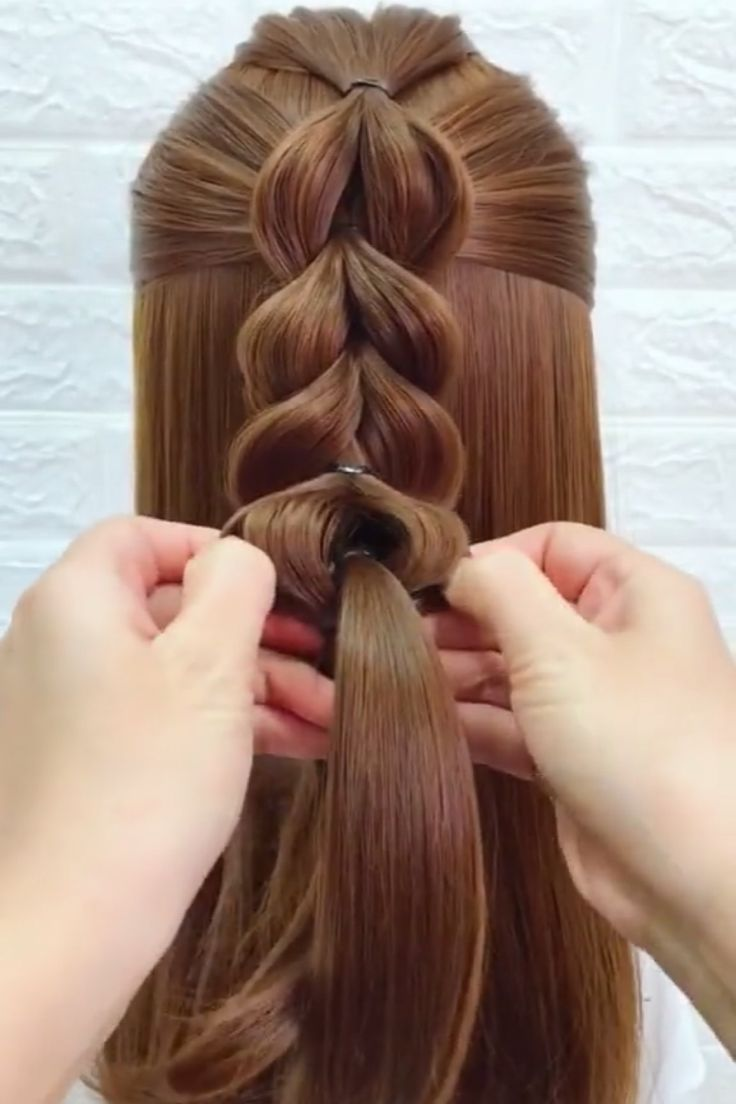 Hottest 22 Braided Hairstyles Tutorials Simple And Easy