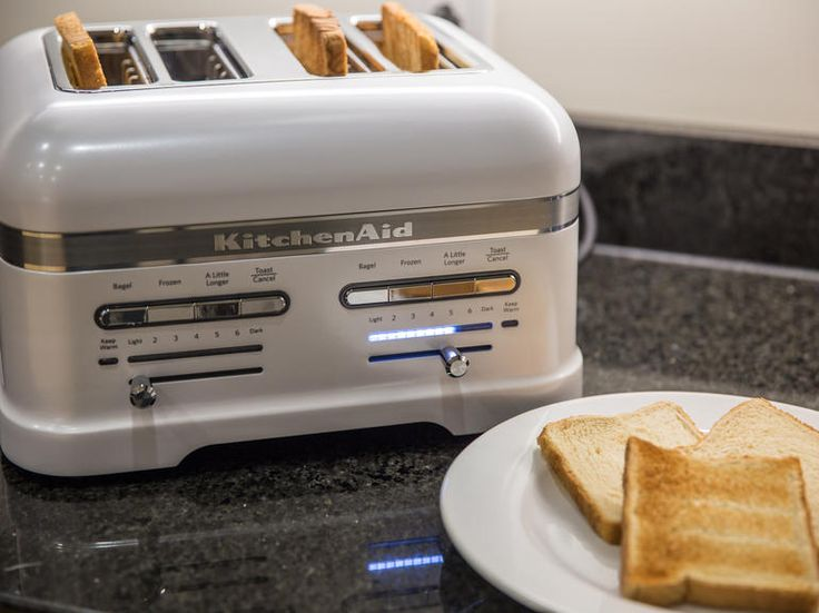 KitchenAid Pro Line 4 Slice Toaster | Toasters, KitchenAid And Hamilton  Beach