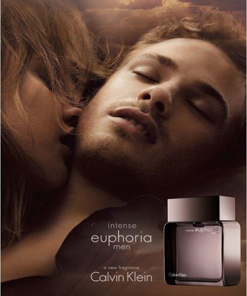 Calvin Klein Euphoria intense Edt 100 Ml Erkek Parfümü