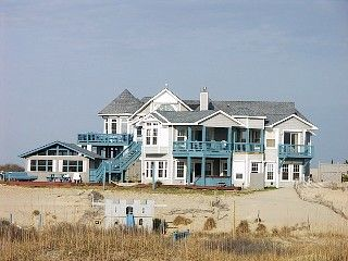Magnificent Victorian Oceanfront Estate on 3 acres / our beautiful wild horses.