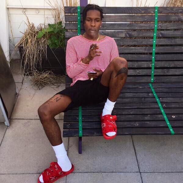 The 25 Best Asap Rocky Style Ideas On Pinterest Asap Rocky Fashion Asap Rapper And Asap