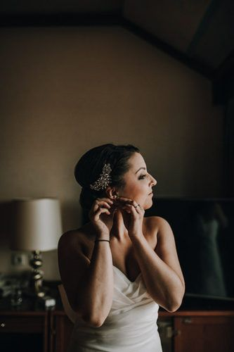 Maritim Hotel - Getting Ready Braut
