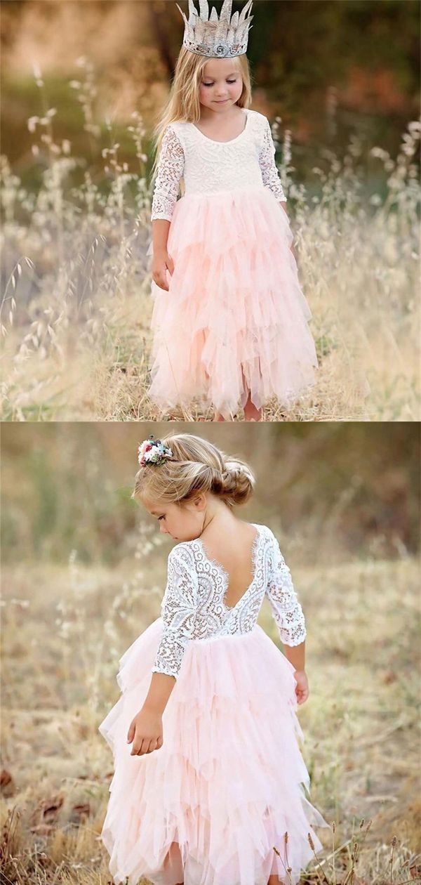 83574cd3c0924 Kids Girls Summer Backless Party Princess Dresses in 2019 | Corachic ...