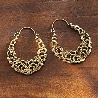 I want these in Pure Gold!: Arabesque Gold, Egyptian Arabesque, Egyptian Gold, Gold Egyptian, National Geographic, Egyptian Style, Pure Gold, Geographic Stores, Gold Earrings