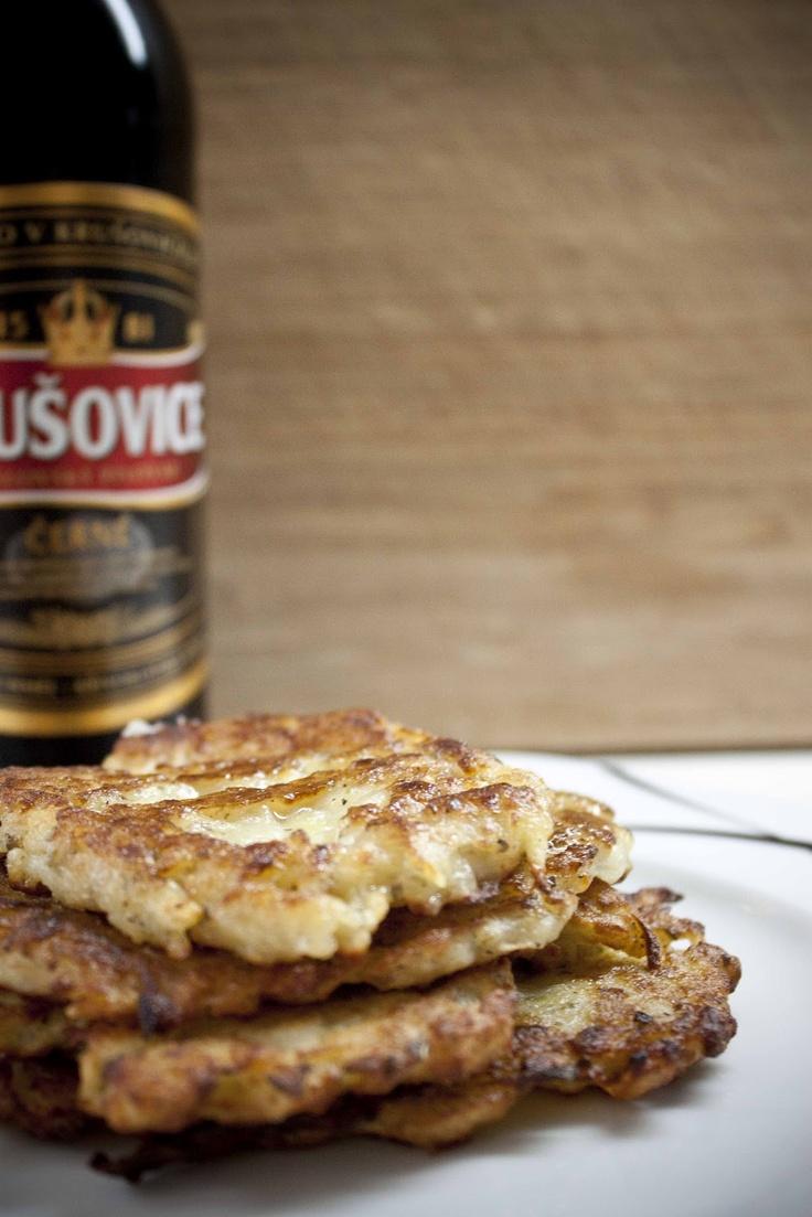 Cucinare con amore: Tvarohové bramboráky