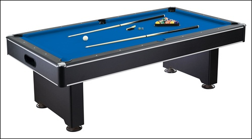 Hustler Pool Table 7 or 8 Feet This fine quality table comes at a great price from serenityhealth.com