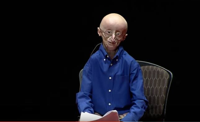 Sam Berns: Be Brave in the Face of Illness