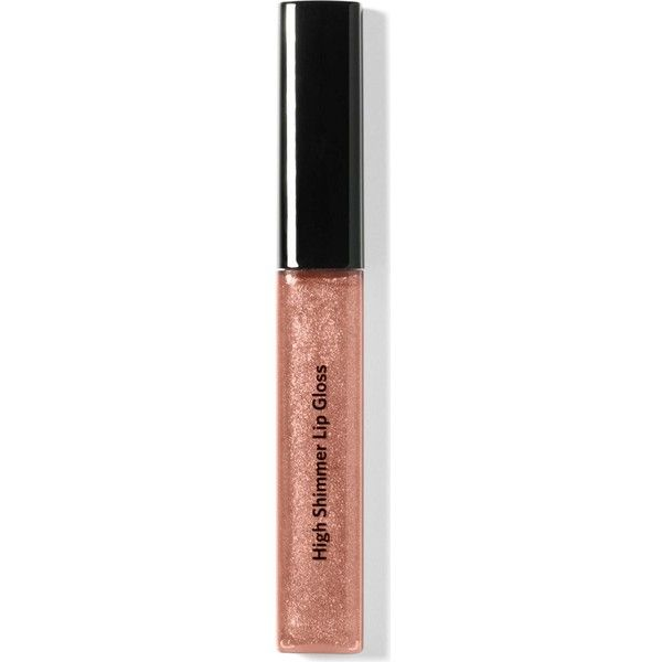 BOBBI BROWN Bobbi Brown High Shimmer Lip Gloss ($28) ❤ liked on Polyvore featuring beauty products, makeup, lip makeup, lip gloss, beauty, glossier lip gloss, lip shine, moisturizing lip gloss and bobbi brown cosmetics