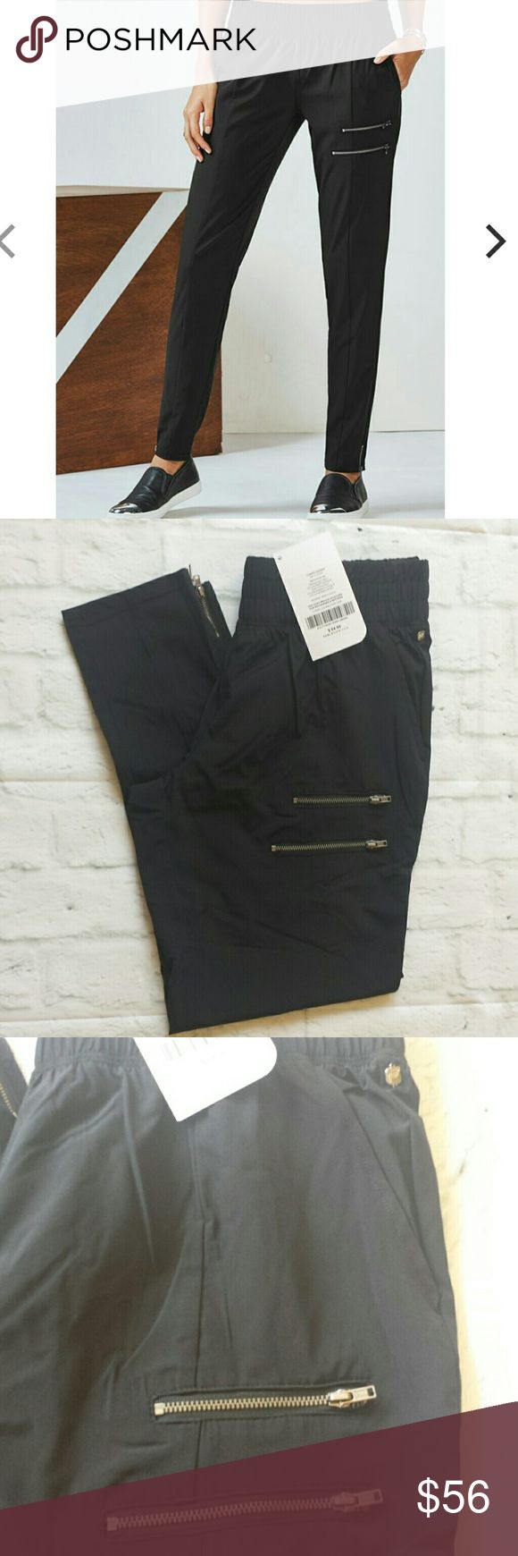 Fabletics Yumiko Jogger with Zipper Details Approximate measurements: - Waist 16 inches - Inseam 27 1/2 niches - leg opening 5 1/2 inches  No trades.  Please submit any offers via the offer option Fabletics Pants