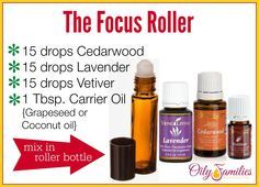oils for adhd young living - Google Search                                                                                                                                                                                 More