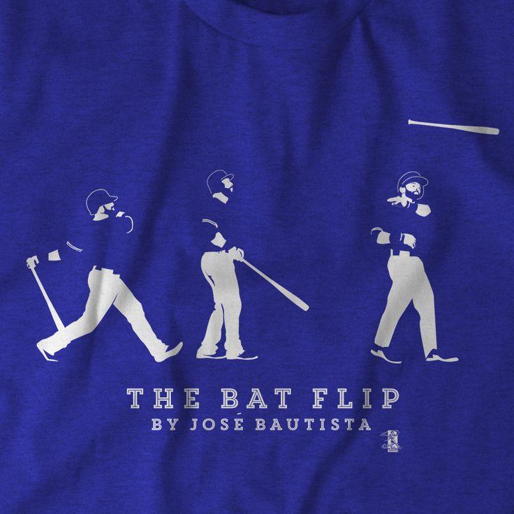 The Bautista Bat Flip