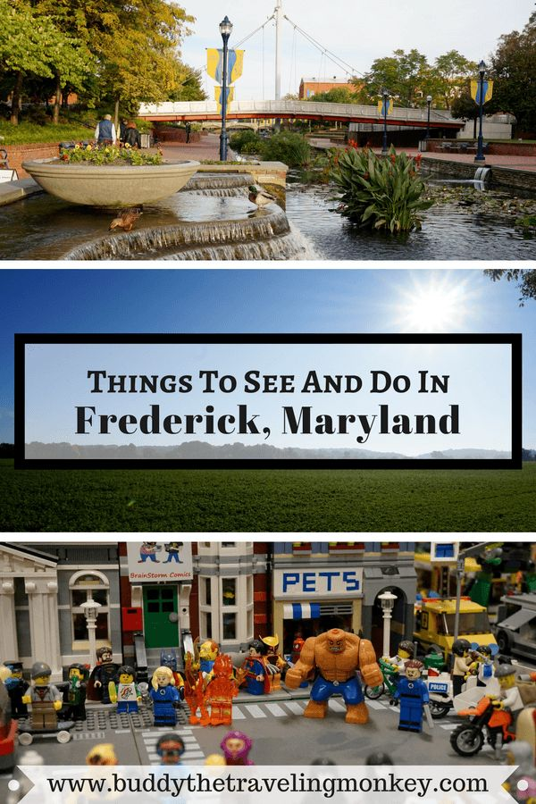 Top Things To Do In Frederick Maryland