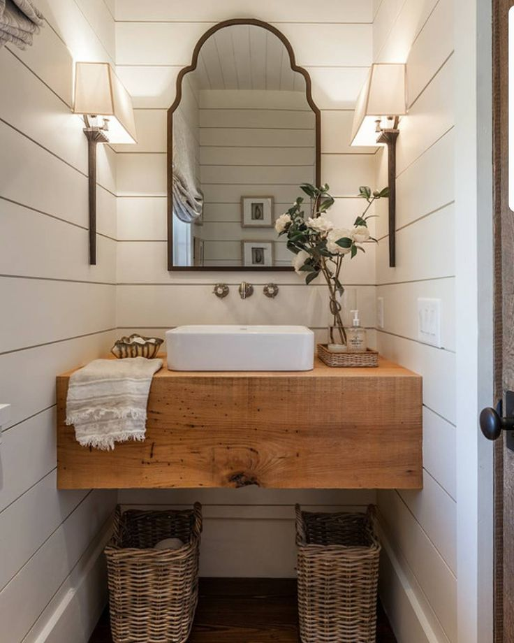 Pics On Impress Your Visitors with These Cute Half Bathroom Designs
