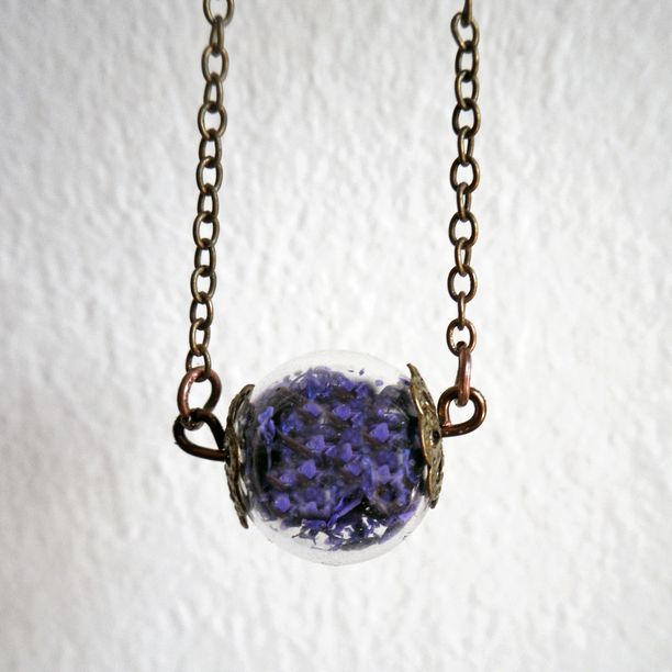 Tiny Caspia Terrarium Necklace design inspiration on Fab.