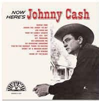 Johnny Cash * Now Here's Johnny Cash