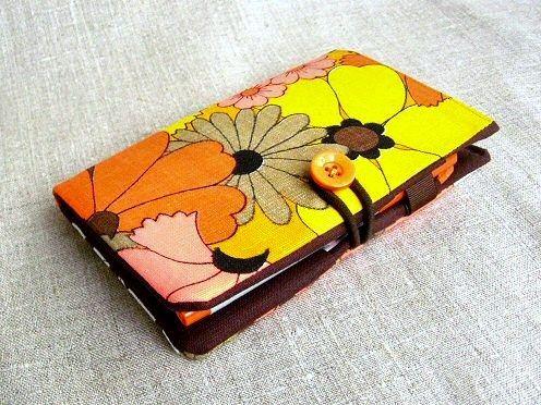Portatessere o portafoglio fai-da-te Tutorial by Specchio e dintorni (Giulia Santostefano)