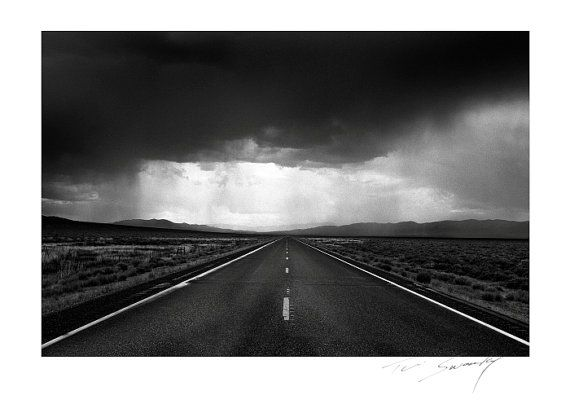 Infinity on 50 Americas loneliest highway in by SwankyPhotographic