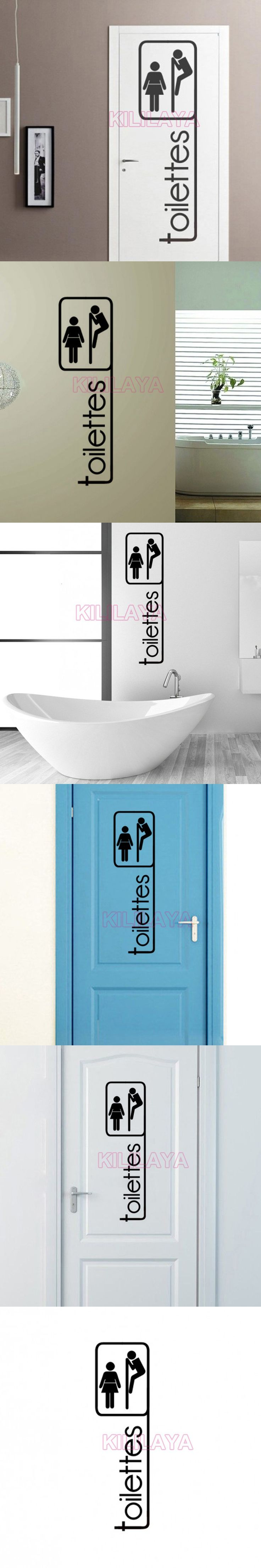 Wall Sticker Bathroom 17 Best Ideas About Stickers Salle De Bain On Pinterest Stickers