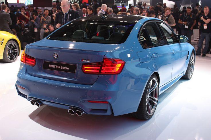BMW m3 Sedan - £50,625