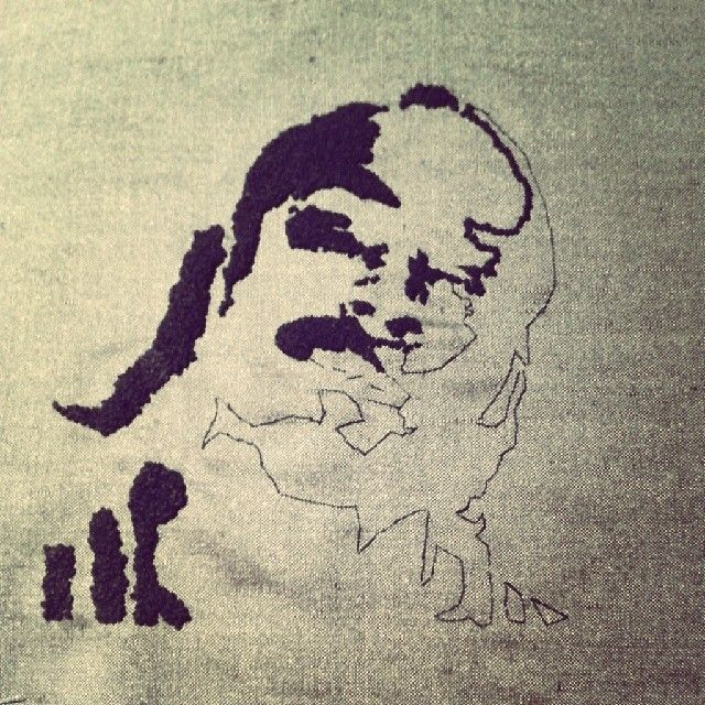Snoop Dogg in French Knots
