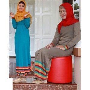 Peluang penjualan busana gamis rajutan ini juga terus meningkat di bulan Ramadhan ini, agen baju di Indonesia mulai melakukan pembelian untuk baju lebaran.