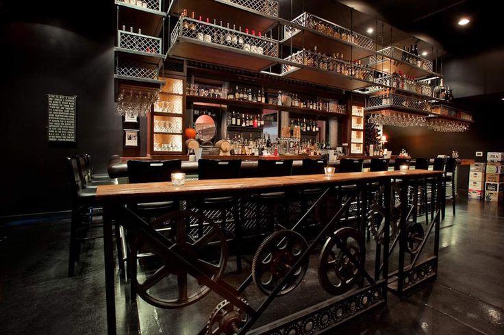 Best Secret Bars and Speakeasies in Atlanta - Thrillist