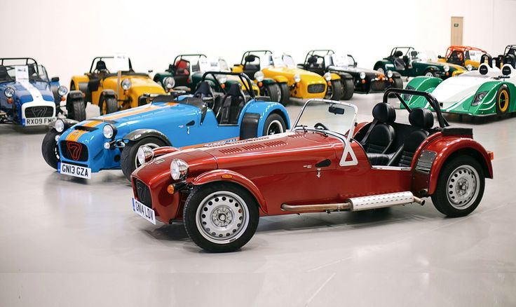 Caterham Seven 160 and 620R