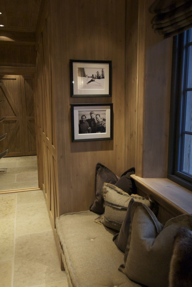 HOME DECOR – RUSTIC STYLE – Mountain lodge in Geilo, Norway