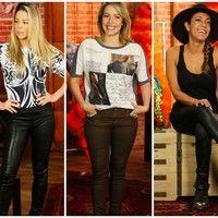 Dani Winits, Renata Dominguez e Samantha Schmütz participam do próximo 'Tomara'