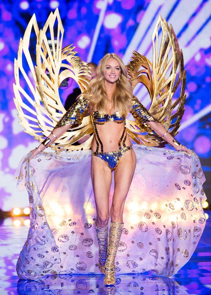 Pin for Later: The Angels Take the Runway For the VS Fashion Show Victoria's Secret Fashion Show 2014 Lindsay Ellingson
