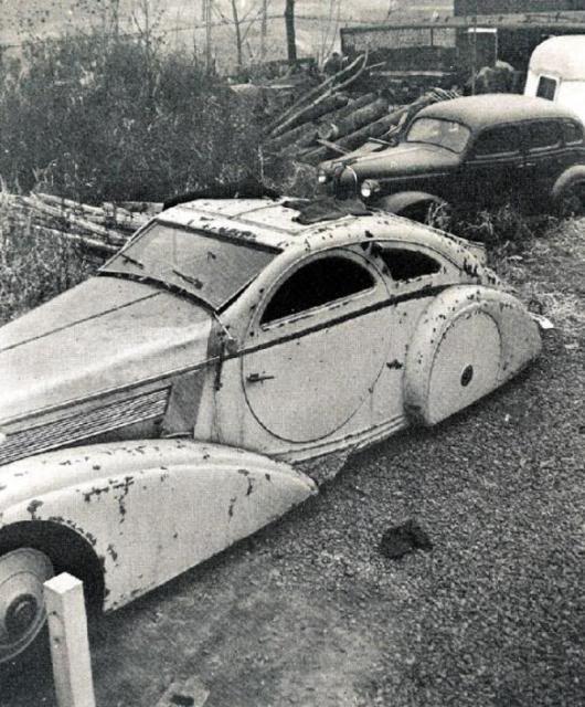 The Round Door Rolls-Royce | The Old Motor
