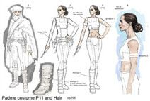 Padme OATC arena outfit