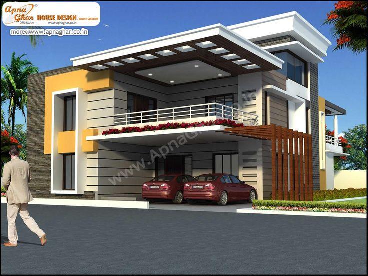Apnaghar House Design: Apna Ghar House Design In 3d View
