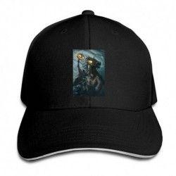 BlackHeadless Horseman Men's Sun Hats