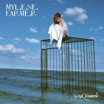 Mylene Farmer pochette album Innamoramento